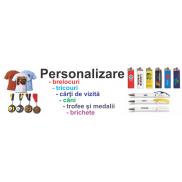 Servicii de personalizare